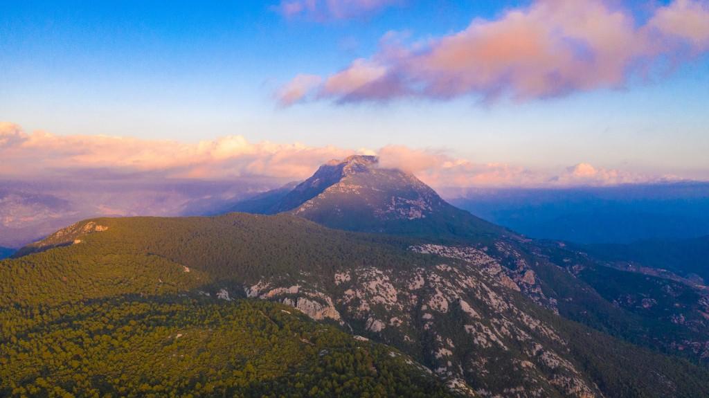 Открой Турцию с Yenisey: горы Турции