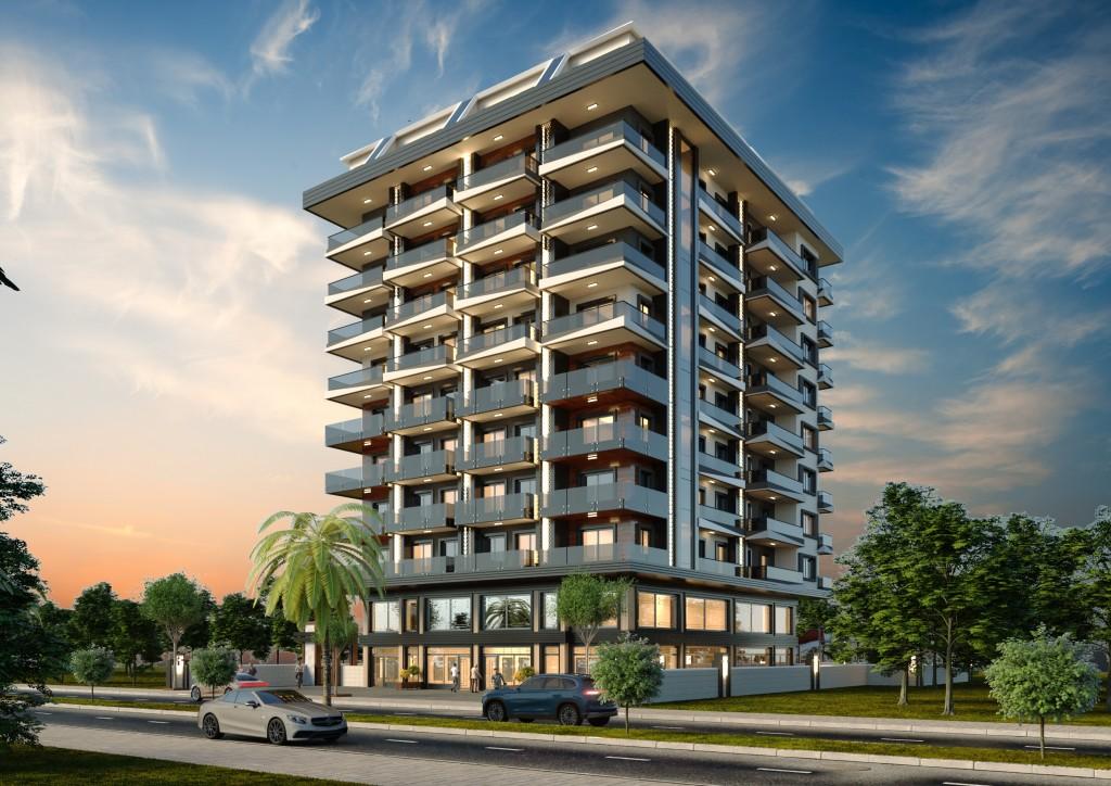 Новый жилой комплекс Yenisey 8