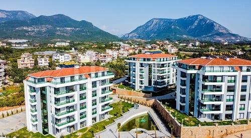 Плюсы покупки недвижимости в курортных городах Турции