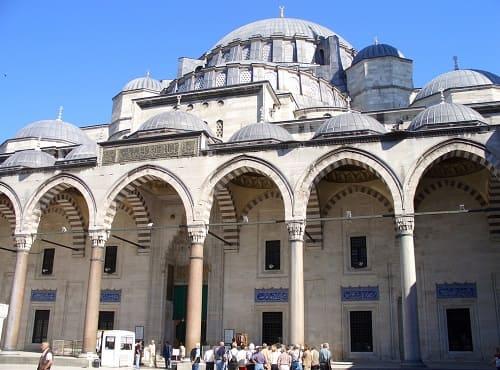 Мечеть Сулеймание (Алания)