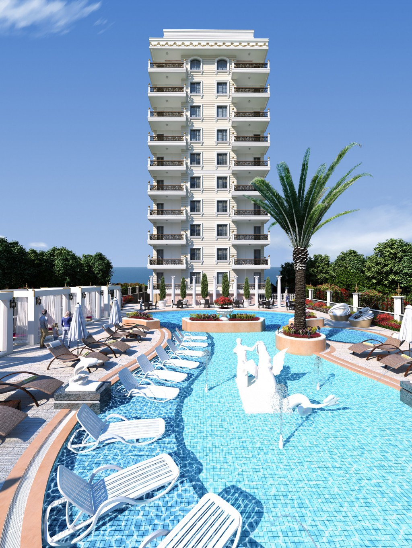 YENISEY PALACE – мы строим лучшие элитные жилые комплексы Алании